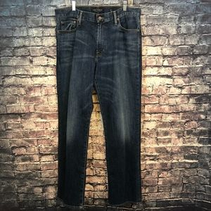 Lucky Brand Men's 181 Relaxed Straight Jeans 34x32